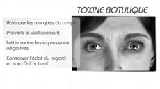 Vidéo toxine botulique Nice